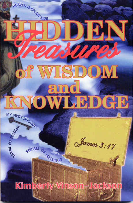 Book Cover: Hidden Treasures of Wisdom and Knowledge