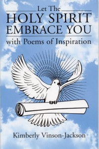 Book Cover: Let the Holy Spirit Embrace You with Poems of Inspiration