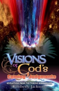 Book Cover: Visions of God's Coming Judgments